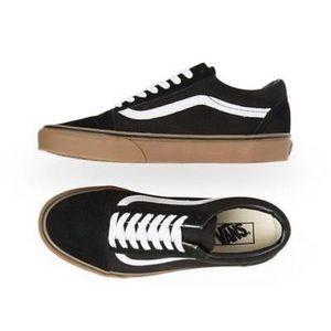Vans Old School Gumsole Shoes